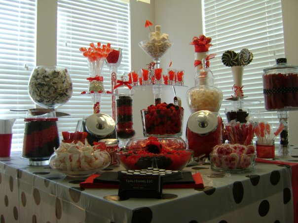 Swell Black White And Red Charleston Candy Buffet Tanis J Events Download Free Architecture Designs Parabritishbridgeorg