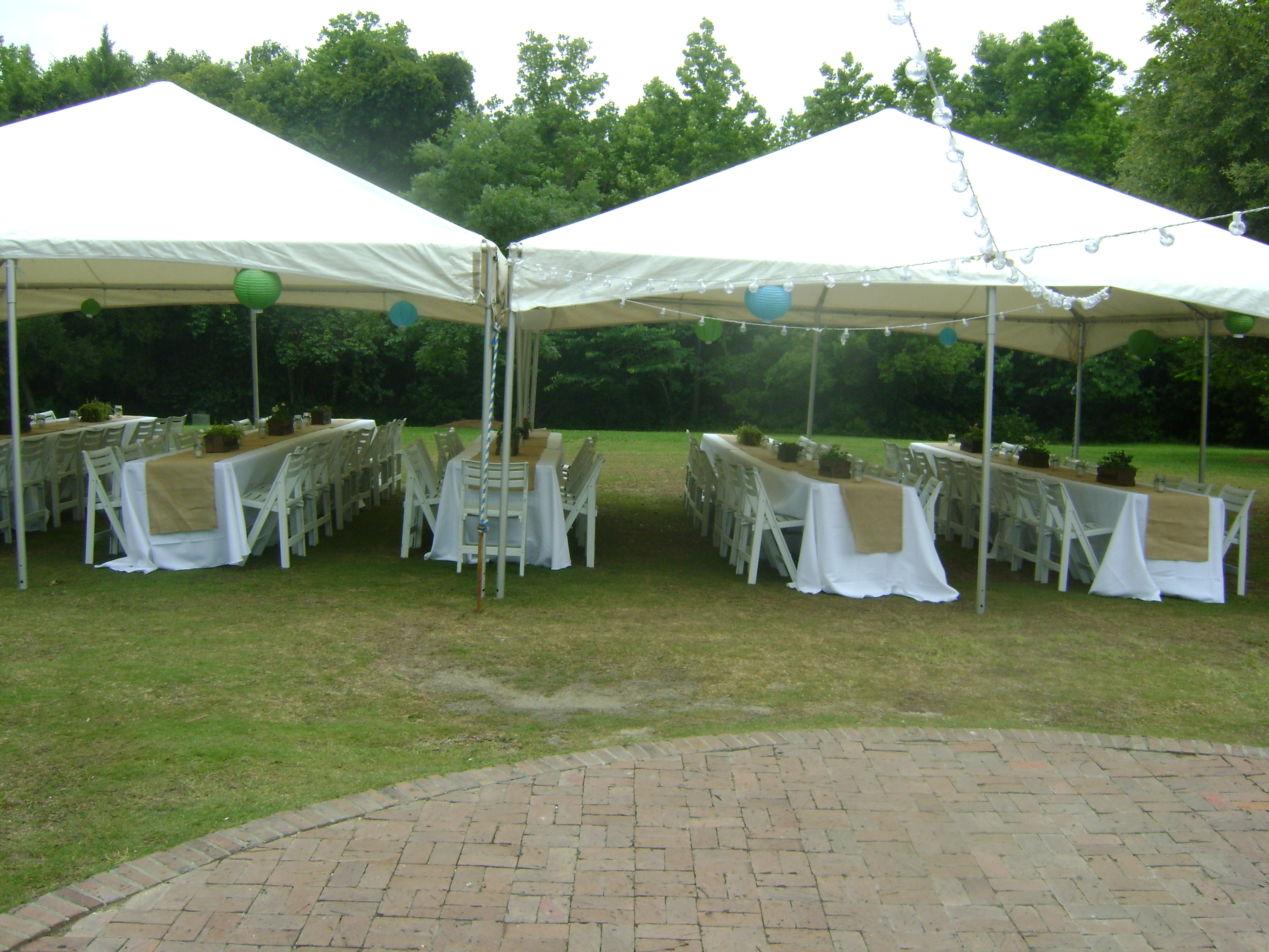 how a charleston wedding planner can help u2013 tent layout tanis j