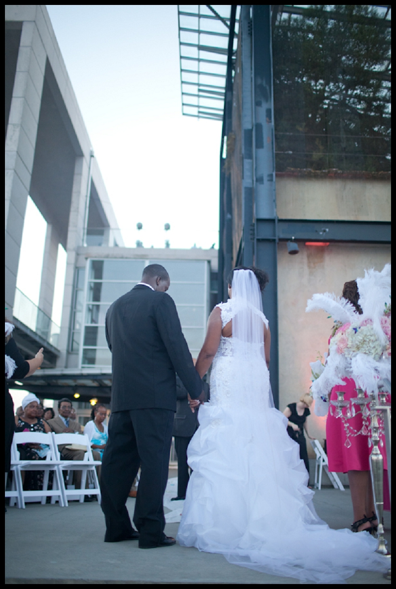 Patryce and Samuel Campbell's Love Story by Francis West Studios: A Tanis J Events Wedding.