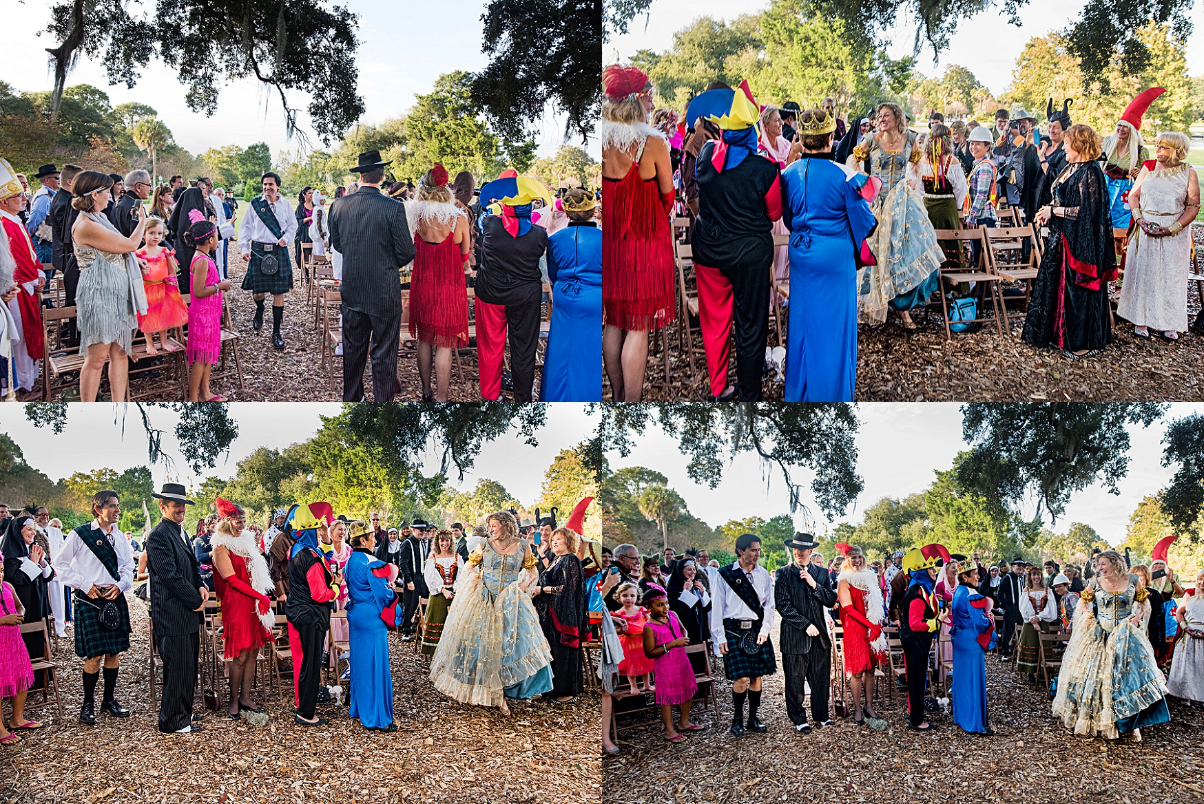 Multicultural Charleston Wedding