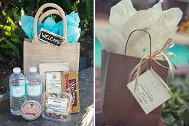 Charleston Wedding Panner Welcome Bags