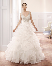 Tiered Gowns